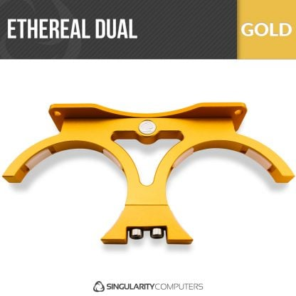 Reservoir Mount: Ethereal Dual - Gold-3