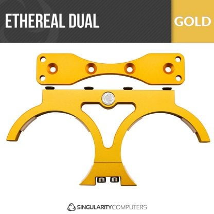 Reservoir Mount: Ethereal Dual - Gold-4