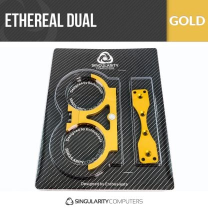 Reservoir Mount: Ethereal Dual - Gold-5