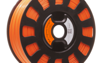 Smart reel PLA Filament - Highway Orange