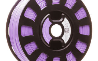 Smart reel PLA Filament - Amethyst Purple