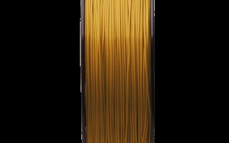 ColorFabb nGen PET filament in Metallic Gold