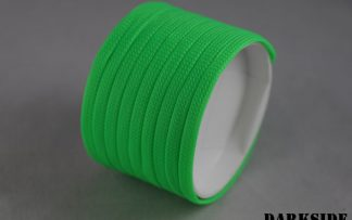 "1/4"" ( 6mm ) DarkSide High Density Cable Sleeving - Green UV"