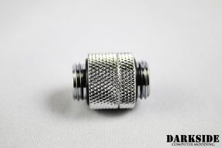 14 mm Rotary Spacer Adapter - Male-Male G1/4 - Chrome