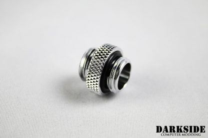 5mm Spacer Adapter - Male-Male G1/4 - Chrome