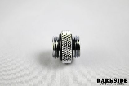 5mm Spacer Adapter - Male-Male G1/4 - Chrome-2