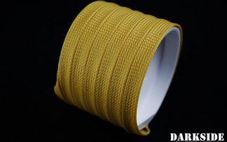 10mm HD SATA Cable Sleeving - GOLD II