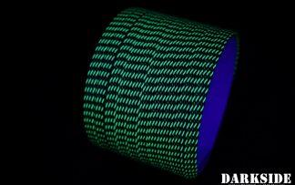 "1/4"" ( 6mm ) DarkSide High Density Cable Sleeving - Commando II UV"