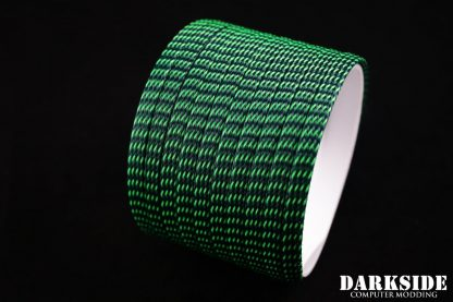 "1/4"" ( 6mm ) DarkSide High Density Cable Sleeving - Commando II UV-2"