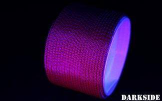 "5/64"" ( 2mm ) DarkSide HD Cable Sleeving - Lava II UV"