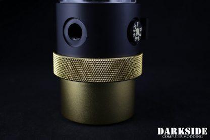 D5 BARREL185  Reservoir-Top Combo -Black  (pump installation optional) SMALL Rev2-4