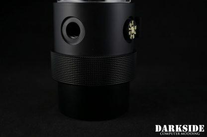 D5 BARREL185  Reservoir-Top Combo -Black  (pump installation optional) SMALL Rev2-10