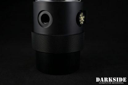 D5 BARREL 310  Reservoir-Top Combo -Black  (pump installation optional) LARGE Rev2-4