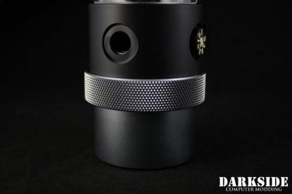 D5 BARREL 310  Reservoir-Top Combo -Black  (pump installation optional) LARGE Rev2-5
