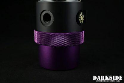 D5 BARREL 310  Reservoir-Top Combo -Black  (pump installation optional) LARGE Rev2-10
