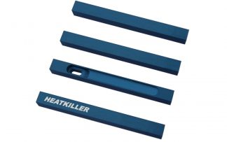HEATKILLER® Tube - stuts 100mm - blue