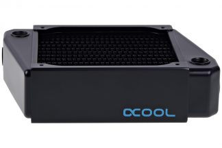 NexXxoS XT45 Full Copper X-Flow 140mm radiator Alphacool