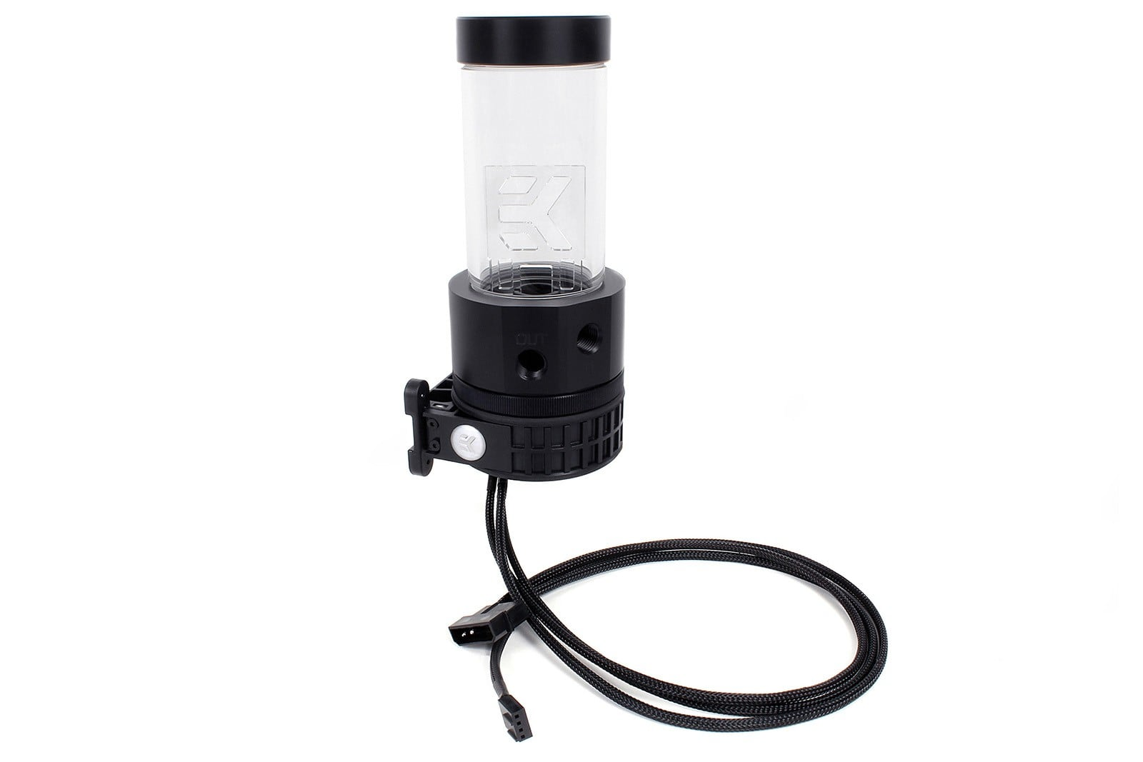 EK-XRES 140 Revo D5 PWM (incl pump) - sleeved
