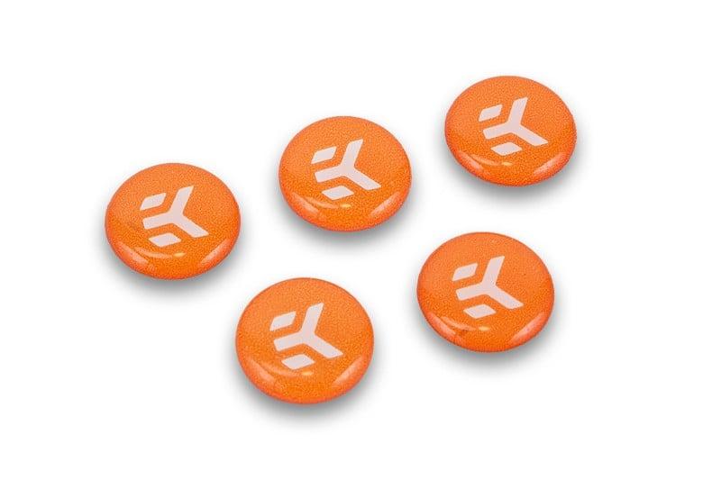 EK-Badge Orange (5 pcs)