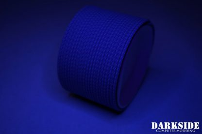 "5/64"" ( 2mm ) DarkSide HD Cable Sleeving - Sky Blue II-2"