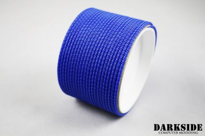 "5/64"" ( 2mm ) DarkSide HD Cable Sleeving - Sky Blue II-3"