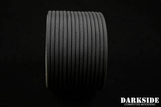 "5/32"" (4mm) DarkSide HD Cable Sleeving - Gun Metal"