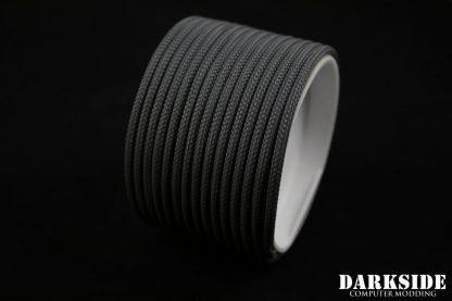 """5/32"""" (4mm) DarkSide HD Cable Sleeving - Gun Metal-3"""