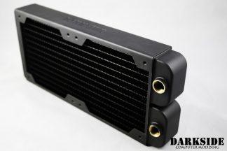 Dual MP240 Medium Prifile  Radiator