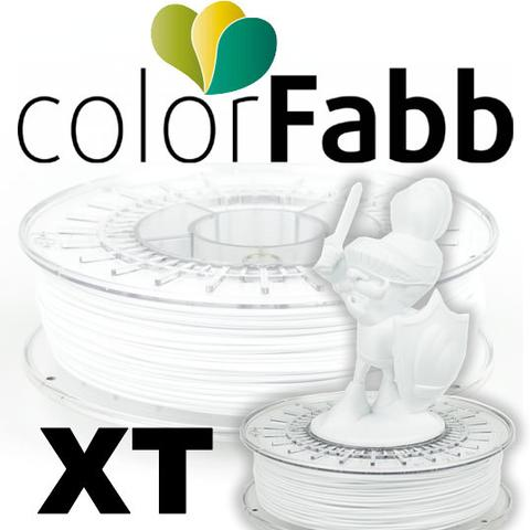 ColorFabb XT Copolyester - White - 1.75mm