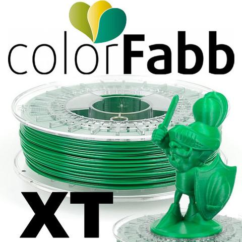 ColorFabb XT Copolyester - Dark Green - 1.75mm