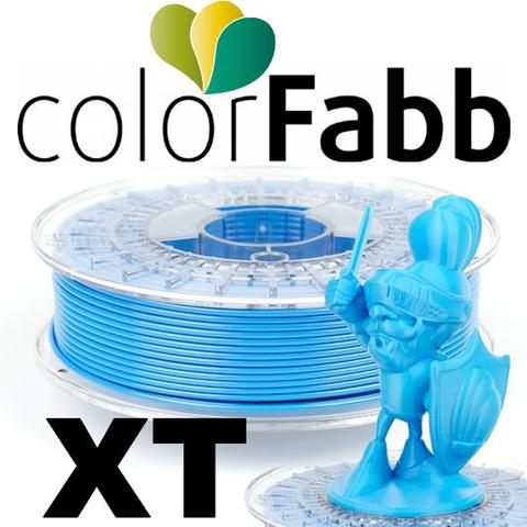 ColorFabb XT Copolyester - Light BLUE- 1.75mm