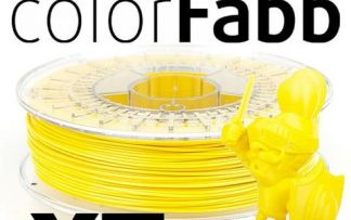ColorFabb XT Copolyester - Yellow- 1.75mm