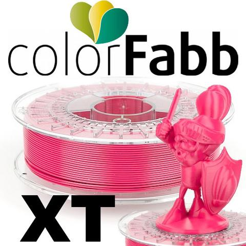 ColorFabb XT Copolyester - Pink- 1.75mm