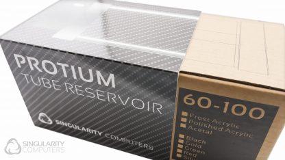 Protium 100mm / small Black / Polished