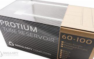 Protium 100mm / small Black / Acetal