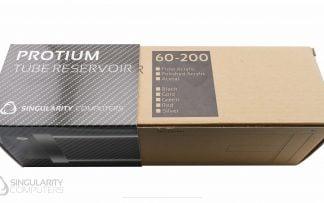 Protium 200mm / medium Black / Acetal