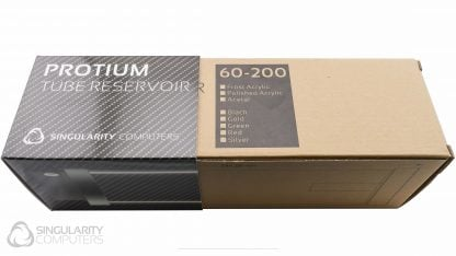 Protium 200mm / medium Black / Acetal