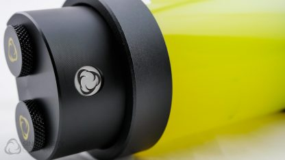 Protium 250mm / large Black / Acetal