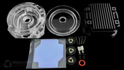 DDC Mod Kit Black / Polished-6
