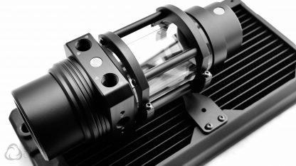 Protium D5 Pump Cover Black-2
