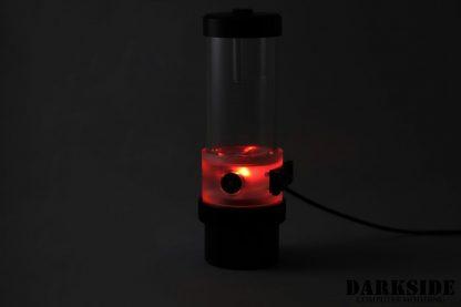 D5 BARREL 220  Reservoir-Top Combo - Clear  (pump installation optional) MEDIUM Rev3-3