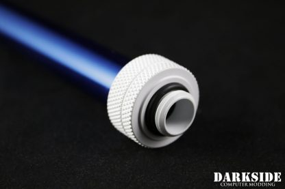 Hard Tube Straight Fitting 16mm - White-4