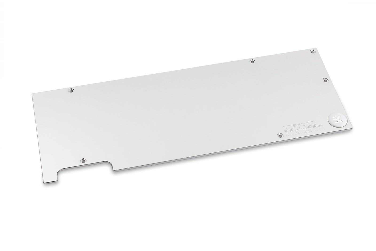 EK-FC1080 GTX Ti  (and FE) Backplate - Nickel
