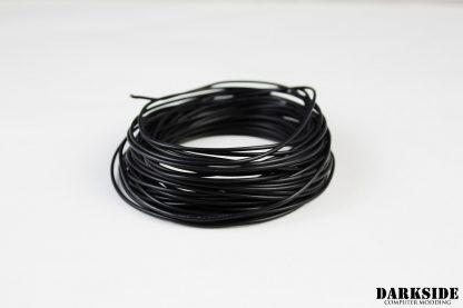 18AWG FT1 Wire - Black (PSU)