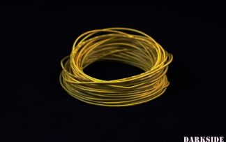18AWG FT1 Wire - Yellow (PSU)