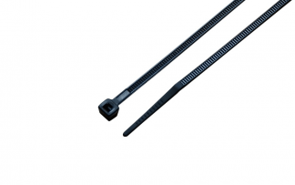 100mm Black Zip Tie - Pack of 10