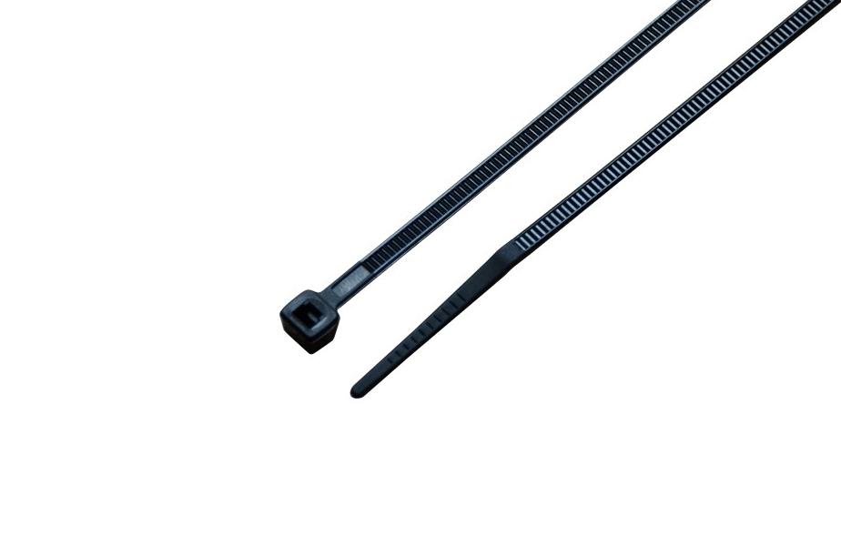 100mm Black Zip Tie - Pack of 10