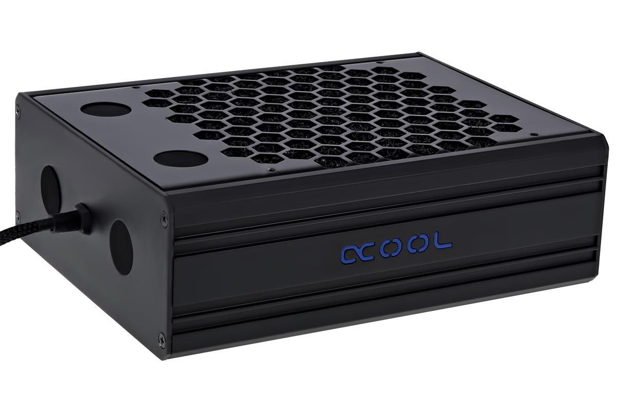 Alphacool Eisbrecher Pro XT45 Full Copper 120mm radiator