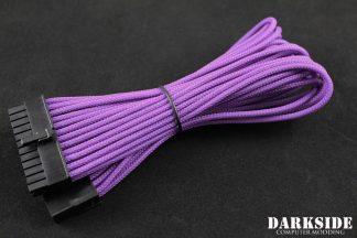 24-pin ATX Purple UV 4