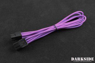 6-pin PCI-E Purple UV 4